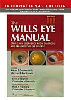 Wills Eye Manual 6th (International Edition)…