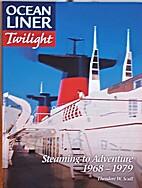 Ocean Liner Twilight: Steaming to Adventure…