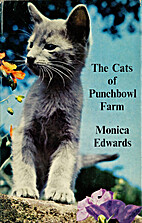 The Cats of Punchbowl Farm by Monica Edwards