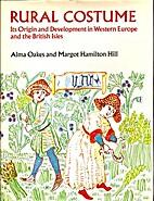 Rural costume: its origin and development in…