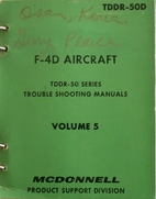 F-4D Aircraft TDDR-50 Series Trouble…