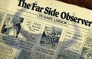 Far Side Observer by Gary Larson