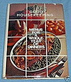Good Housekeeping Menus for a Whole Year of…