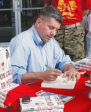 Author photo. Photo by Lance Cpl. Deanne Travis, cropped by uploader (marines.mil)