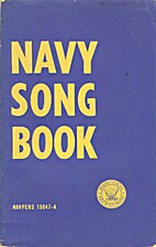 Navy song book by United States.,