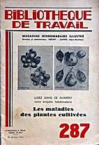 Bibliothèque de travail n° 287 Les…
