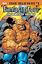 Fantastic Four [1998] #54 by Carlos Pacheco