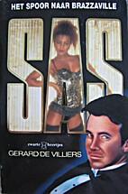 SAS: la pista di Brazzaville by Gérard de…