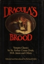 Draculas Brood by Richard Dalby