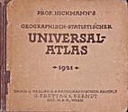 Prof. Hickmann's Geographisch-statistischer…