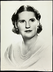 Author photo. Kirsten Flagstad, ca. 1940-45.
