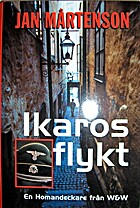 Ikaros flykt by Jan Mårtenson