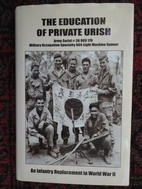 The Education of Private Urish by Earl L…