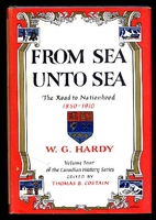 From sea unto sea;: Canada--1850 to 1910:…