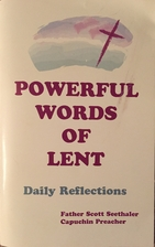 Powerful Words of Lent: Daily Reflections by…