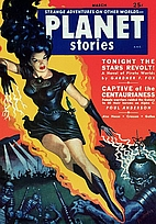 Planet Stories March 1952 by Jack O'Sullivan