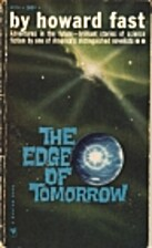 The Edge of Tomorrow by Howard Fast