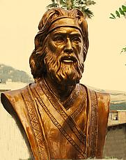 Author photo. Wikipedia user Eligold