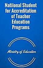 Natiional student for accreditation of…