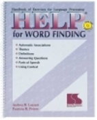 HELP for Word Finding: Handbook of Exercises…