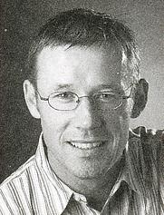 Author photo. Simon Hertnon