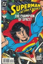 Action Comics # 696 by Roger Stern
