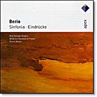 Sinfonia. Eindrucke/Boulez, Orch. National…