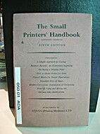 The Small Printers' Handbook (Sixth ed.) by…