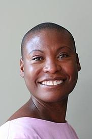 Author photo. Esther Joseph