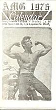 AMG Calendar 1976 by Athletic Model Guild -…