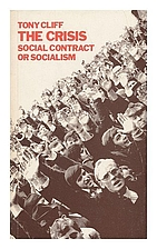 The crisis : social contract or socialism by…