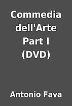 Commedia dell'Arte Part I (DVD) by Antonio…