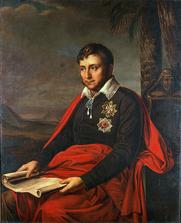 Author photo. Portrait by Alexander G. Warneck. c. 1810