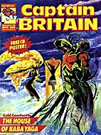 Captain Britain 11 by Alan Davis