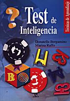 Test de Inteligencia. Tecnicas de…