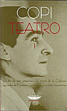 Teatro I by Copi