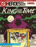 King For All Time (DC Heroes RPG) by Mark…