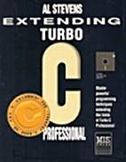 Extending Turbo C Professional (Advanced…