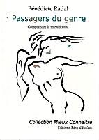 Passagers du genre by Bénédicte Radal