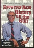 History on the Run by Knowlton Nash