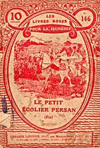 le petit Ecolier Persan ( fin) by Guyon…