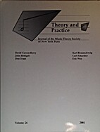 Theory and Practice, Vol. 26 by Mark…