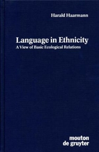 Language in ethnicity : a view of basic…