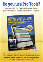 Pro Tools for musicians : everything you…