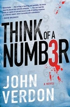 Think of a Number: A Novel by John Verdon