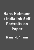 Hans Hofmann : India Ink Self Portraits on…