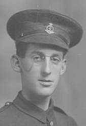 Author photo. Portrait of Sid G Hedges as an RAMC Orderly at Valetta in 1916.  This item is from The Great War Archive, University of Oxford (www.oucs.ox.ac.uk/ww1lit/gwa); © Fiona Hedges.
