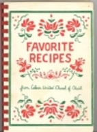 A Book of Favorite Recipes: Compiled by…