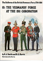 The Yeomanry Force at the 1911 Coronation by…