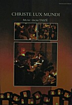 Christe Lux Mundi : Music from Taize G7101…